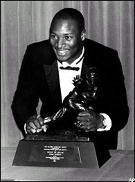 1985 Heisman Trophy Winner