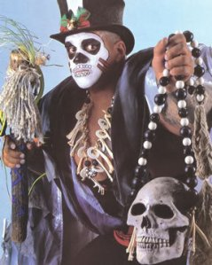 Papa Shango, Doctor of Reverse Shoulderbreakers