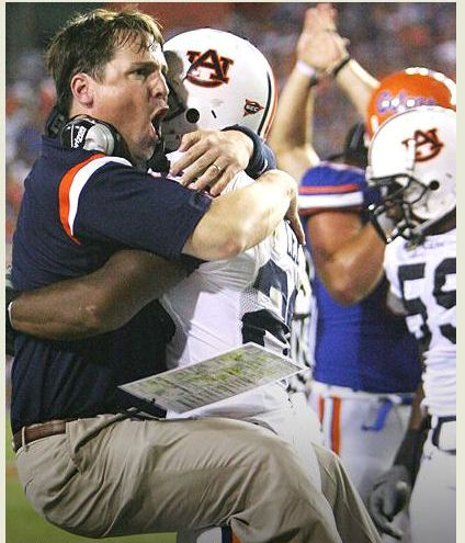 Auburn's Next Head Coach?
