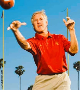 Pete Carroll and USC