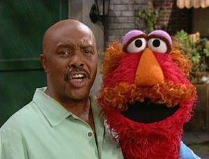 Gordon Sesame Street