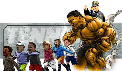 Orgeron Hulk